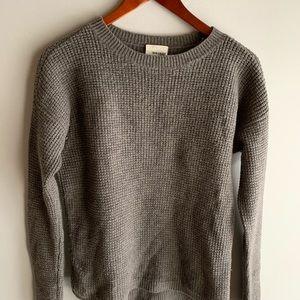 Knit wool Wilfred sweater
